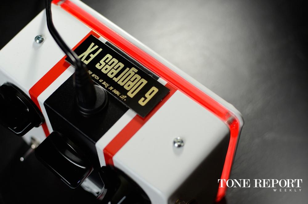 PTP distortion pedal R3 Rat clone